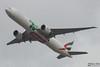 Emirates --- Boeing 777-300ER --- A6-EPU (Drinu C) Tags: adrianciliaphotography sony dsc mla lmml plane aircraft aviation hx9v emirates boeing 777300er a6epu special 777