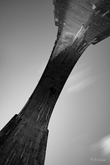 Viaduct arch (PL-Vision) Tags: scotland glenfinnan harrypotter poudlard viaduc viaduct architecture