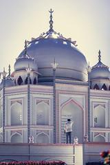 In Pursuit of Love (sabbir_015) Tags: travel taj mahal building architecture nikon bangladesh india
