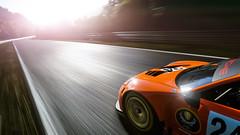 Porsche 911 RSR Jägermeister (nbdesignz) Tags: porsche 911 rsr jägermeister jagermeister jaegermeister gran turismo sport ps4 playstation 4 polyphony digital orange vintage race car livery