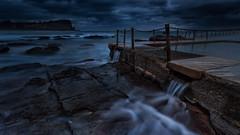 Avalon Rock Pool 1 (RoosterMan64) Tags: australia avalon landscape longexposure nsw northernbeaches ocean oceanpool seascape sunrise