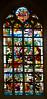 2016 Delft Nieuwe Kerk 12-12 13.09.19 (lucblancke) Tags: 23january2009 delft ferdi ferdisworld nieuwekerk oudekerk bridge glasinlood raam stainedglass window thehague zuidholland netherlands