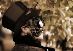 OKIMG_1840 (taymtaym) Tags: luccacomicsgames2017 luccacomicsandgames2017 lucca comics games 2017 and cosplay cosplayers costumes costumi costume cosplayer steampunk steam punk