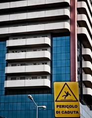 fall (R Pestarino www.fotorobit.it) Tags: fall danger palace brescia