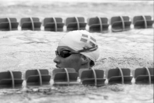 210 Swimming EM 1991 Athens