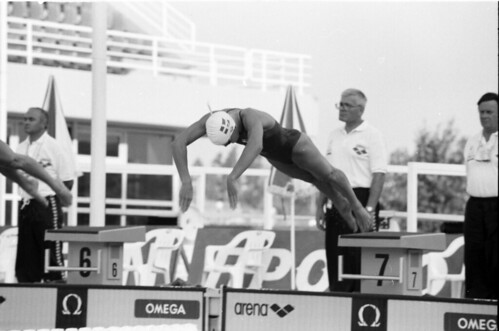 361 Swimming EM 1991 Athens