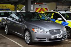 AU59 DYC (S11 AUN) Tags: norfolk police jaguar xfs 30 v6 luxury saloon anpr interceptor traffic car rpu roads policing unit 999 emergency vehicle au59dyc