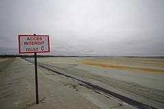Gold mining (desertchick-) Tags: urbex urban explorers exploration mine mining desert catastrophe access prohibited acces interdit waste north