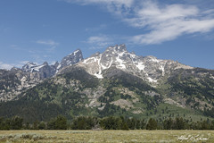 Mountain View Turnout_27A0180 (Alfred J. Lockwood Photography) Tags: alfredjlockwood nature landscape rockymountains chaparral valley grandtetonnationalpark morning summer wyoming