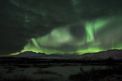 Northern lights, Iceland [9697] (cl.lin) Tags: northernlights auroraborealis iceland nature