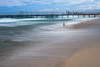 the spit (nzfisher) Tags: spit sea seascape landscape longexposure lee filter bigstopper 50mm canon waves beach goldcoast queensland australia pier