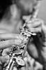 musician's hands (Claudia Merighi) Tags: flute music musician details fingers hands bnbwbwbiancoenero blackandwhitephotos blancoynegro blackandwhiteonly blackwhitephotos biancoenero noiretblanc pretoebranco blackandwhitephotography whiteblack bw monochrome monochromatic claudiamerighi pentaxk5 k5 ricoh pentaxian classicalmusic