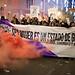 Massive demonstration in Madrid against sexist violence / Manifestación en Madrid contra la violencia machista