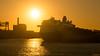 Coucher de soleil à Boston - 3412 (rivai56) Tags: boston massachusetts étatsunis us coucher de soleil sunset sony photographing ski ship