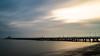 Molo @ Cloudy Sunrise (gorelin) Tags: sunrise clouds longexposure bird seagull ilce7m2 sony alpha a7ii fe28f20 28mm sopot poland baltic beach boat pier molo