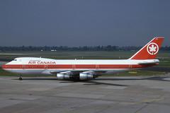 C-FTOD (Air Canada) (Steelhead 2010) Tags: aircanada boeing b747 b747100 dus creg cftod