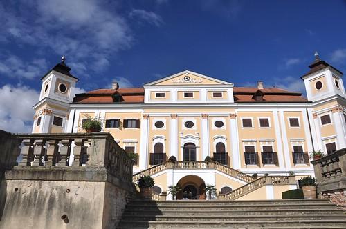 Schloss Milotice (17. Jhdt)