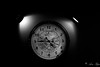 Watch the time (Aziz Peps) Tags: nikonflickraward monochrome spots monochromatic paris tamron nikod750 noiretblanc blackwhite bw time watch clock lowlight darkness clockface black white