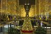 Sea of lights to X-Mas (JuliSonne) Tags: decoration lights christmas xmas juwels potsdamerplatz berlin shoppingmall stars