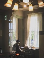 Hirosaki 弘前. Japan (H.L.Tam) Tags: 弘前公園 life iphoneography sketchbook iphone8plus street hirosaki hirosakipark streetphotography 弘前 日本 iphone aomori documentary photodocumentary japan 東北 japanese people 日本人 青森