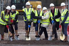 Ashmole Primary Ground Break Ceremony