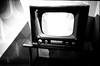 Soirée TV (Cathy Lehnebach) Tags: tv screen bergger pancro400 rodinal xa forever