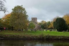 Appleby in Westmorland (Peter N1) Tags: appleby westmorland cumbria town castle river eden meadows