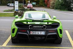 McLaren 675LT (aguswiss1) Tags: 300kmh rear tail limited racer amazingcar switzerland longtail carlover exoticcar trackcar dreamcar limitededition carspotting greencar 200mph carporn luxurycar fastcar mclaren cruiser car supercar caroftheday mclaren675lt rare