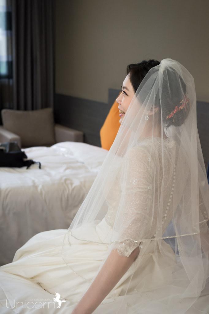 《婚攝一条》凱評 & 育瑋 / 樂億皇家渡假酒店