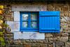 Argoat (Oric1) Tags: 22 canon côtesdarmor france jeanlucmolle oric1 architecture argenté armorique blue breizh bretagne brittany dentelle eos fenêtre house maison mur window wall sigma art 1835mm f18 hsm