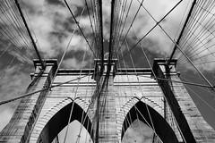 Brooklyn Bridge II (ipadzwochris) Tags: voyage reise travel architecture bridges buildings brooklynbridge brooklyn nyc newyorkcity newyork ny manhattan america amerika usa