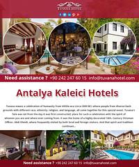 kaleici hotels in antalya: Tuvana Hotel (tuvanahoteltk) Tags: boutiquehotelantalya boutiquehotelsinantalya besthotelsinantalyaturkey besthotelsinantalya antalyaboutiquehotels
