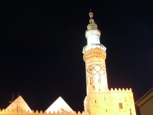 Damaskus, Erster Abendentdeckungsspaziergang