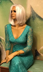 Rootstein Mannequin (capricornus61) Tags: rootstein display mannequi shop window doll dummy dummies figur puppe schaufensterpuppe art home indoor face body hair wig portrait hobby collecting sammeln woman female feminine