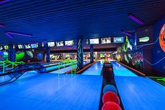 Bowling (myfrozenlife) Tags: bowling canon5d aerialphotos centerparcs england unitedkingdom gb