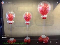 Dubbelstuff ballondecoraties