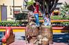 2017 - Mexico - Tequila - Plaza Principal Bronze Sculpture (Ted's photos - For Me & You) Tags: 2017 cropped mexico nikon nikond750 nikonfx tedmcgrath tedsphotos tedsphotosmexico tequila vignetting tequilajalisco tequilapuebomágico tequilatour santiagodetequila sculpture bronzesculpture tequilasculpture tequilabronzesculpture shadow magictownsofmexico pueblomágico pueblosmagicos kids children barrel tequilaplazaprincipal denim denimjeans red redrule