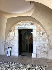 22 - Bejárat a Tej-barlangba / Vchod do Jaskyne Mlieka