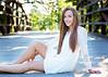 Katelyn (Jenny Onsager) Tags: seniorportrait seniorpictures seniorgirls teens teengirls bridge summer bokeh whitedress longhair