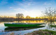 river Kupa (39) -sunset (Vlado Ferenčić) Tags: riverkupa rivers vladoferencic kupa vladimirferencic sunset nikond600 nikkor173528 boats sky hrvatska croatia