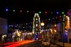 Penryn Christmas Lights (kunw.kop) Tags: christmas lights penryn cornwall night