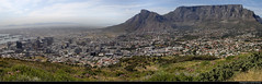 Panoramic view from Signal Hill, Cape Town, South Africa (JH_1982) Tags: panorama panoramic view signal hill seinheuwel 信号山 сигналхилл aussicht ausblick panoramabild city urban urbanity center centre cbd bowl devils peak table mountain tafelberg hoerikwaggo montaña mesa montagne 桌山 テーブルマウンテン 테이블 산 столовая cape town kaapstad kapstadt cabo ciudad ikapa città capo 開普敦 ケープタウン 케이프타운 кейптаун كيب تاون africa rsa za südafrika sudáfrica afrique sud sudafrica 南非 南アフリカ共和国 남아프리카 공화국 южноафриканская республика جنوب أفريقيا パノラマ 파노라마 панорама