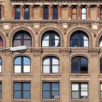 Now-and-then windows, Flatiron District, Manhattan thumbnail