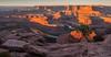 Dead Horse State Park, Utah – Colorado River Reflection (John Clay173) Tags: utah sunrise desert deadhorsestatepark reflection mountains fall jclay coloradoriver