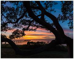 Crystal Beach, Fl. Fall Sunset (Matthew Hogg) Tags: sunset florida gulfofmexico nikon d750 tamron1530