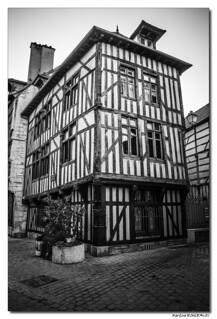 Troyes - rue Général Saussier