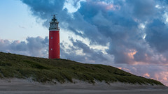 Sunset in Texel (Wim Boon Fotografie) Tags: wimboon sunset canoneos5dmarkiii leefilternd09softgrad canonef70200mmf4lisusm holland texel vuurtoren nederland netherlands