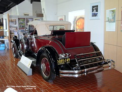 1929 Pierce-Arrow Series 133 Roadster (JCarnutz) Tags: 1929 piercearrow roadster gilmorecarmuseum
