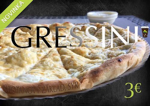 Gressini 3€