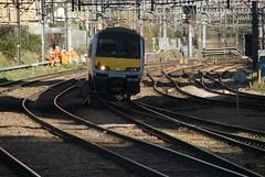 321329. (wagn1) Tags: britishrailclass321 class321 electricmultipleunit emu brel britishrailengineeringlimited abelliogreateranglia greateranglia nationalexpress nationalexpresseastanglia onerailway londoneasternrailway firstgroup firstgreateastern networksoutheast britishrail trains stratford london